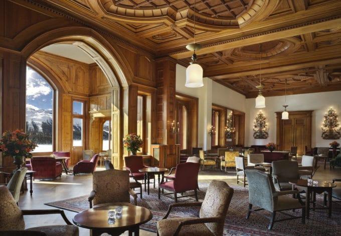 Heimatgefühle und Luxus in St. Moritz