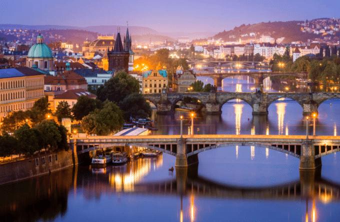 Prag – traumhafte Kulisse mitten in Europa