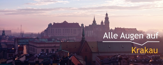 Alle Augen auf: Krakau & sein neues Kongresszentrum